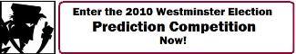 Slugger O'Toole Prediction Competition 2010