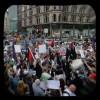 Vigil and Protest for Gaza