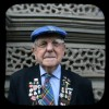 92 year old John McMillan Leishman former sargent in the 51st Highland Division, who fought in El Alemain, landed in Sciily, fought up through Italy and returned to England in 1944 thinking that was the end of his war. It wasn't he was part of the Normandy landings where the divison came ashore at Sword Beach.