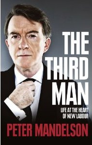 cover of Peter Mandelson's book - The Third Man