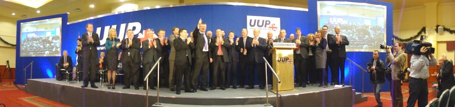 UUP Assembly candidates