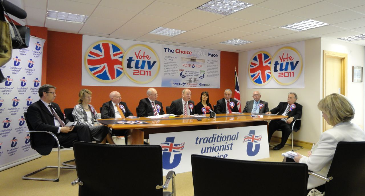 TUV launch