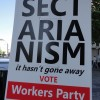 Workers Party SECT ARIA NISM election poster