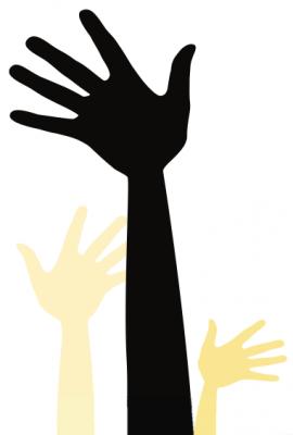alliance manifesto - image of hands