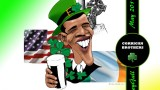 Corrigan Brothers / Obama Moneygall image