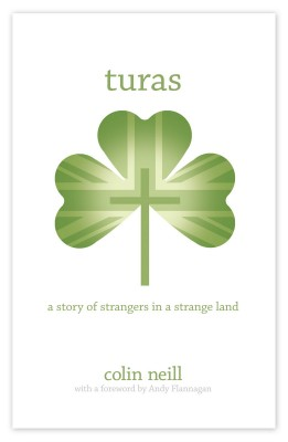 book cover of Turas, by Colin Neill