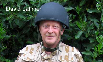 Rev David Latimer