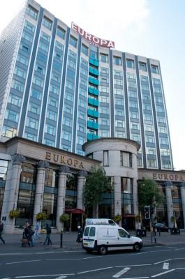 Europa Hotel, Belfast via Randy Storey Photography on Flickr