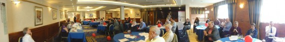 Labour NI AGM panorama