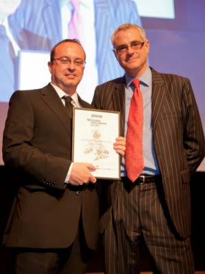 John McGurk (Sunday Life) - winner of Daily/Sunday Reporter of the Year 2011
