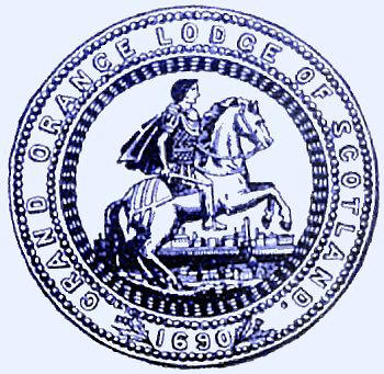 grand orange lodge of scotland seal