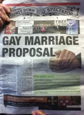 gay marriage 2 essay