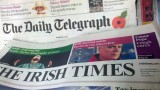 Irish Times Daily Telegraph