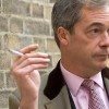 farage smoking