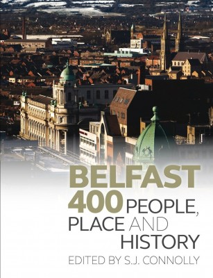 Belfast 400 book cover