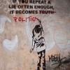 Why do politicians lie?
