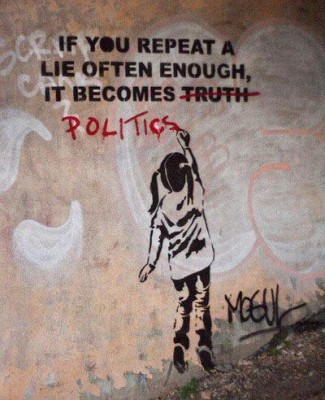 Why do politicians lie?