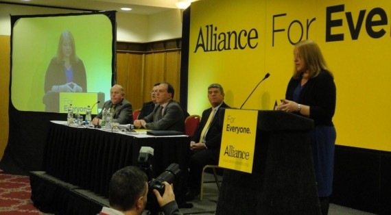 Naomi Long Alliance for Eve