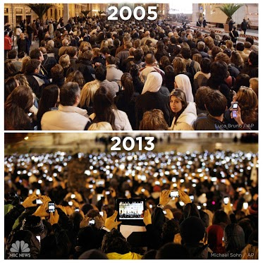 Pope and social media