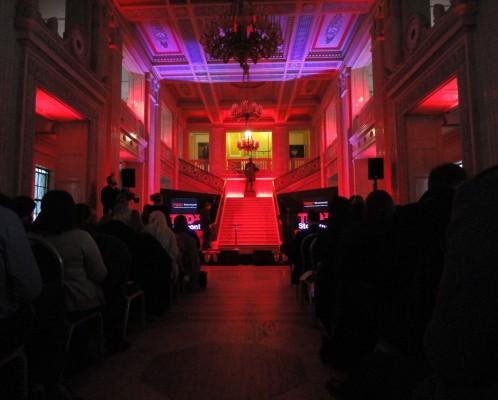 TEDxStormont before it starts