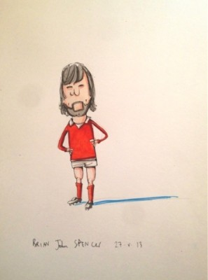 George Best - Brian John Spencer