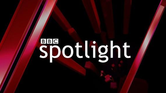 BBC NI Spotlight logo