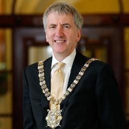 mairtin o'muilleoir lord mayor