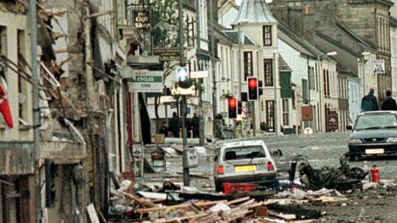 Omagh bomb image