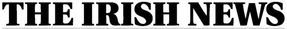 irish news banner