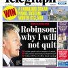 Beltel front page 9 sep 2013