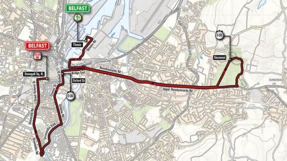 Giro d'Italia 2014 stage1