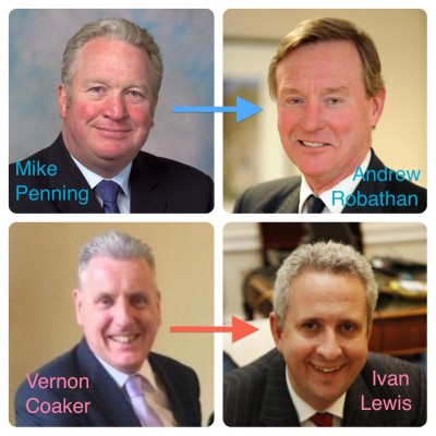 NI ministers of state