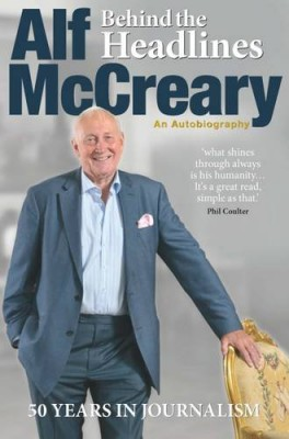 Alf McCreary Behind the Headlines