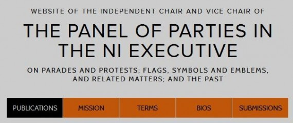 panelofparties website banner