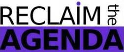 reclaim the agenda logo