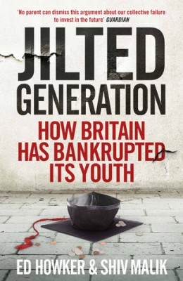 The Jilted Generation front cover