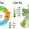 Demographcs Ireland north south
