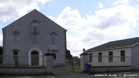 aghadowey church