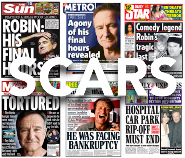 August 13th 2014 - front pages