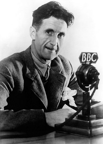 George Orwell (1903-50)