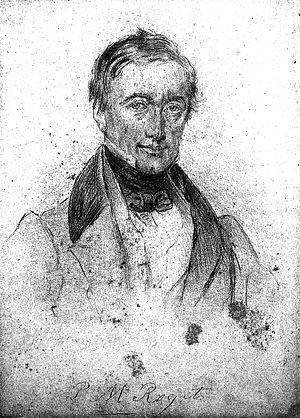 Dr Peter Roget (1779-1869)