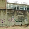Graffiti on a Belfast Dole Office