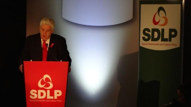 SDLP Alasdair McDonnell