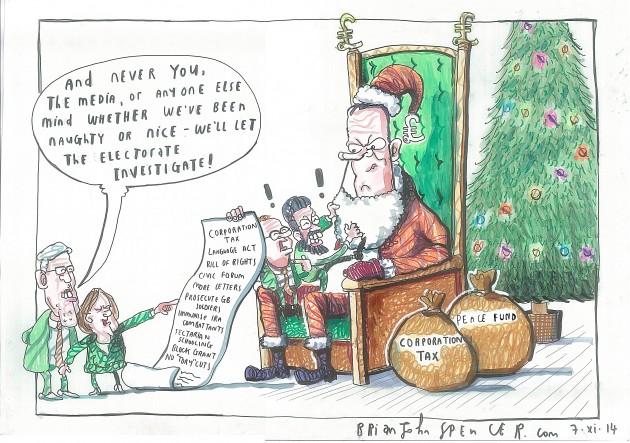 Martin McGuinness, Gerry Adams, Sinn Fein, George Osborne cartoon