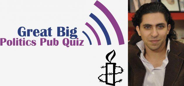 great big politics quiz