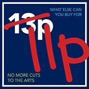 13p 11p for the arts