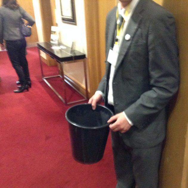 Alliance bucket collection