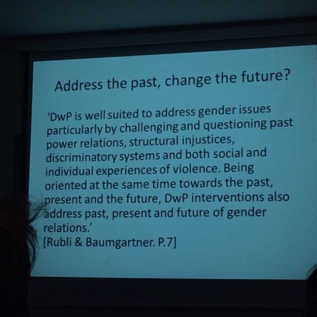 ImagineBelfast15 Gender Dealing with the Past 07