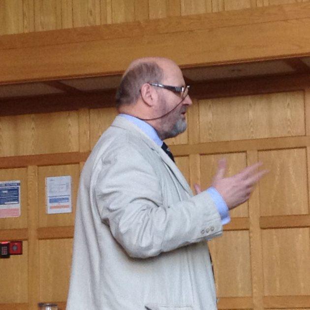 Prof John Brewer