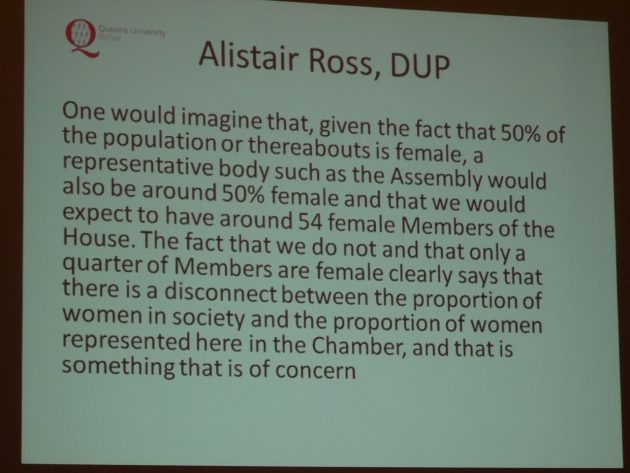 Yvonne Galligan Gender Quotas in Politics 28